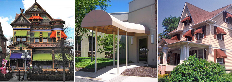 Awnings & Canopies in Central Jersey